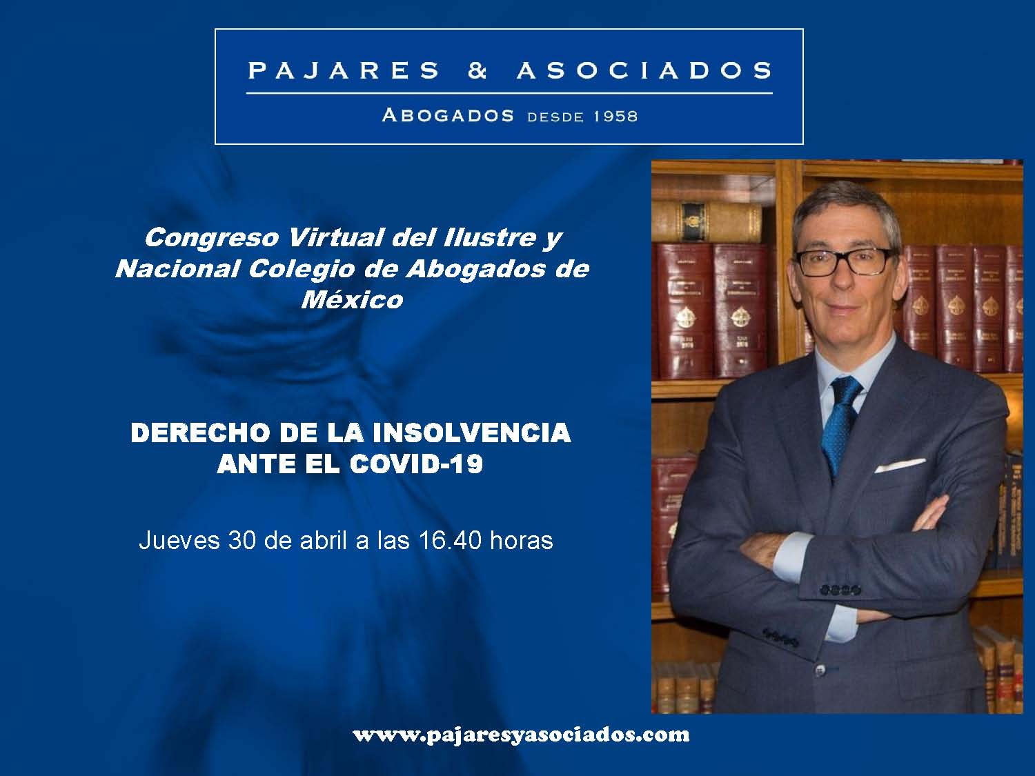 RIGHT OF INSOLVENCY BEFORE EL COVID-19