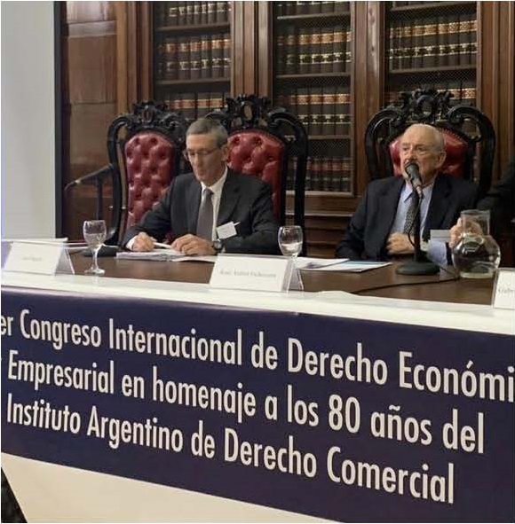 I CONGRESS OF ECONOMIC AND BUSINESS RIGHT