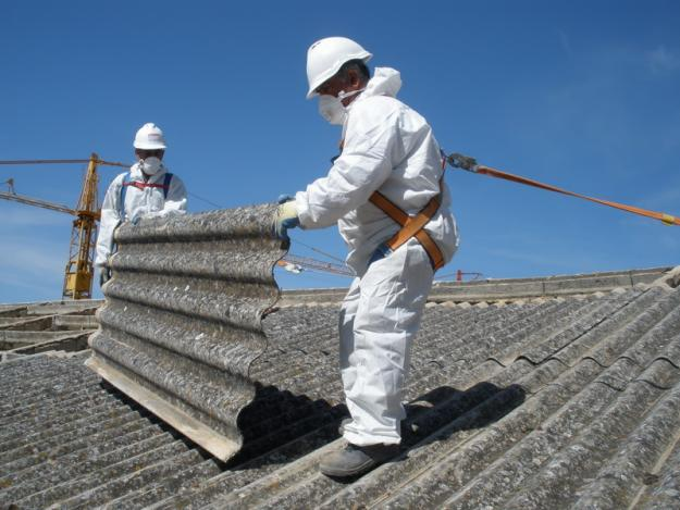 Asbestos kills and surrounds us