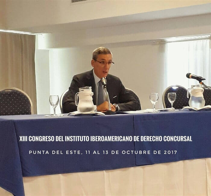 XIII Congress of the Ibero-American Institute of Bankruptcy Law