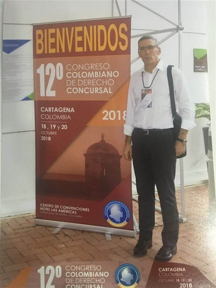 12th Colombian Congress of Insolvency Law 2018