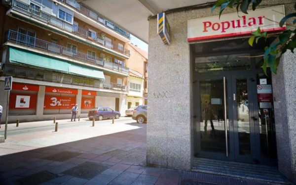 What legal mechanisms do the shareholders of Banco Popular have to claim?