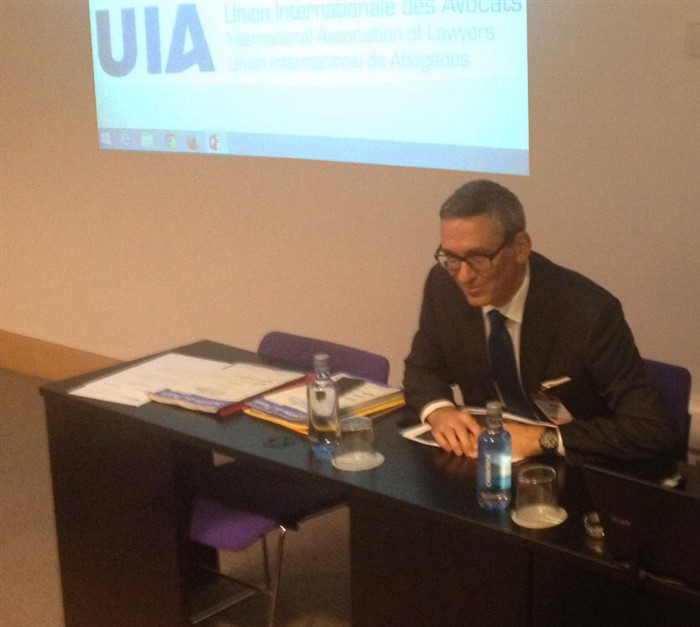 NEW APPOINTMENT OF JOSE D. PAJARES IN UIA