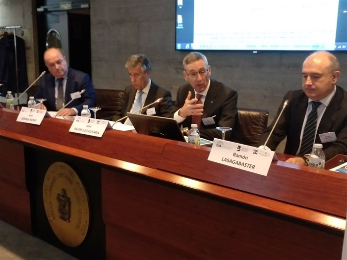 PAJARES & ASOCIADOS ABOGADOS PARTICIPATES IN THE SEMINAR OF THE UIA IN BILBAO