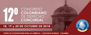 CONGRESS OF COLOMBIAN BANKRUPTCY LAW 2018