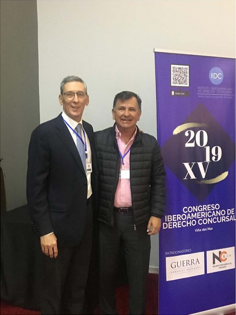 XV Ibero-American Congress of Bankruptcy Law