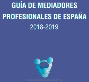 GUIDE OF PROFESSIONAL MEDIATORS OF SPAIN 2018-2019