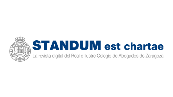 "José Pajares publishes two articles on insolvencies and restructuring in the digital magazine ""Standum est chartae"" of the Real Illustrious College of Lawyers of Zaragoza."